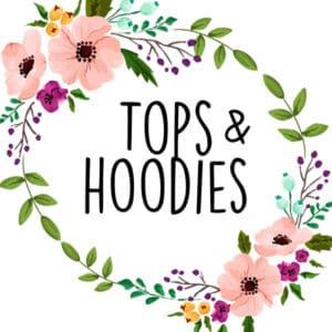 Tops & Hoodies