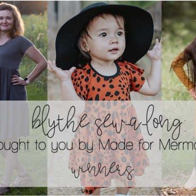 Blythe Sew-a-long: Winners!